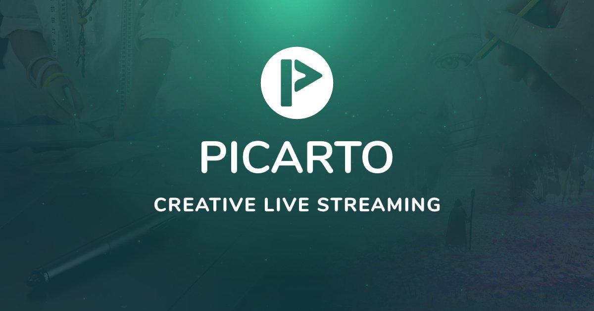 アイキャッチ画像 - Picarto